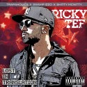 Ricky Tef - Lost In Translation mixtape cover art