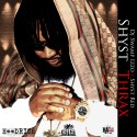 Shyst Red - Shyst Thrax mixtape cover art