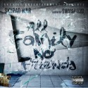 Skypad War - All Family, No Friends mixtape cover art