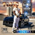 T-Mac - Grindnopoly mixtape cover art