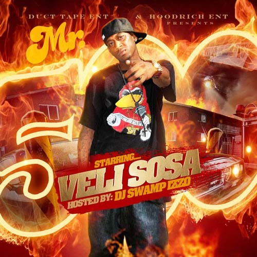 Veli Sosa – Mr. 500 [Mixtape] (NO DJ)
