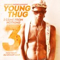 Young Thug - I Came From Nothing 3 mixtape cover art