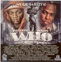 Papoose vs. Saigon: Who Will Bring N.Y. Back? mixtape cover art