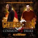 Common Vs. Drake mixtape cover art