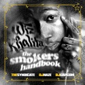 The Smokers Handbook (Wiz Khalifa) mixtape cover art