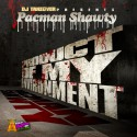 Pacman Shawty - Product Of My Environment mixtape cover art