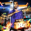 Pacman Shawty - Live From The Trap mixtape cover art