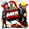 Street Mix 2 mixtape cover art
