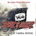 DPone - Barz & Hookz Series 1 mixtape cover art