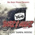 DPone - Barz & Hookz Series 1 mixtape cover art