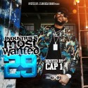 Industries Most Wanted 29 (Hosted By Cap 1) mixtape cover art