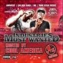 Industries Most Wanted ATL Edition mixtape cover art
