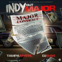 Indy But Major mixtape cover art