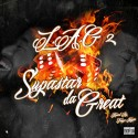 Supastar Da Great - L.A.G 2 mixtape cover art