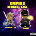 TM & Mighty - Empire Strikes Back mixtape cover art