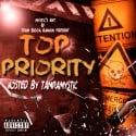 Top Priority  mixtape cover art