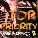 Top Priority 2 mixtape cover art