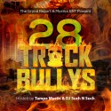 Track Bully's 28 mixtape cover art