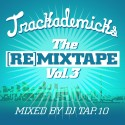Trackademicks - The RE-Mixtape 3 mixtape cover art