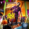 House Party (Wiz Khalifa) mixtape cover art