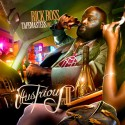 Illustrious 2 (Rick Ross) mixtape cover art