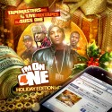 I'm On One 4 (Holiday Edition) mixtape cover art