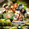 Medical Dose (Wiz Khalifa, Big Sean, Curren$y) mixtape cover art