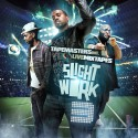 Slight Work 3 mixtape cover art