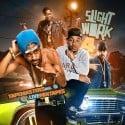 Slight Work 4 mixtape cover art