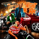 Slight Work 5 mixtape cover art