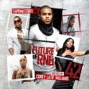 The Future Of R&B 42 (Hosted By Corey Latif Williams) mixtape cover art