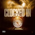 Clocked In mixtape cover art