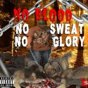 Dat Boy - No Blood No Sweat No Glory mixtape cover art