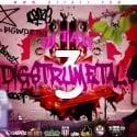 DigWorthy - DigStrumentals 3 (Instrumentals) mixtape cover art