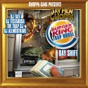 Jay Hen Gwoppa - Burger King Trap House mixtape cover art