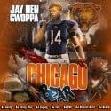 Jay Hen Gwoppa - Chicago Bear mixtape cover art