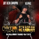 Jay Hen Gwoppa & Justin Klepac - Chiraqian Texascan mixtape cover art