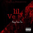 Lil VeaNo - Always Vision This mixtape cover art