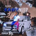 Lil Veano - Can't Sleep mixtape cover art