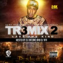 P Skud - Tr3Mix 2 (The Last Sun King) mixtape cover art