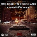 Roro Life Ent - Welcome To Roro Land mixtape cover art