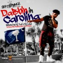Silk The Prince - Dabbin In Carolina EP mixtape cover art