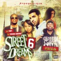 Street Dreams 6 (Indy Edition) mixtape cover art