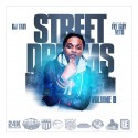 Street Dreams 8 (Hosted By Fly Guy Veto) mixtape cover art