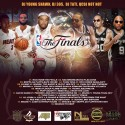 The Finals mixtape cover art