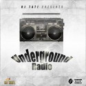 Underground Radio mixtape cover art
