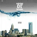 Uptown Or Drown mixtape cover art