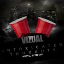 Vizual - Intoxicated Thoughts mixtape cover art