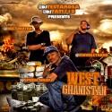 West Ghanistan 2 mixtape cover art