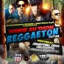 Whine Ah Thon (Reggaeton Edition) mixtape cover art